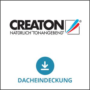 Creaton Dacheindeckung