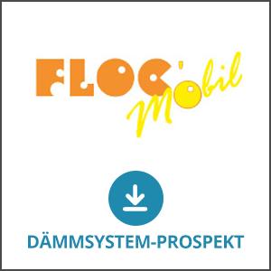 Dämmsystem-Prospekt