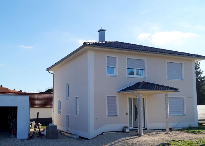 Dachstuhl - Neubau