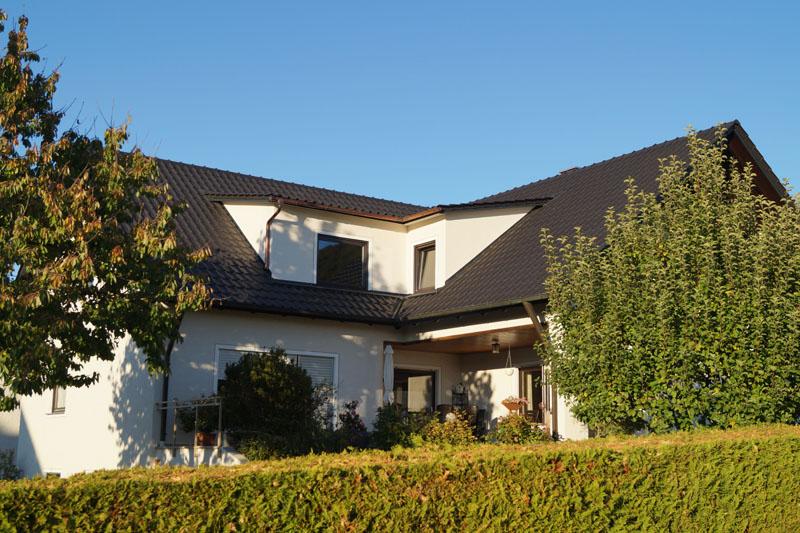 Wohnraumerweiterung - Dachstuhlsanierung mit Gauben